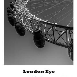 London Eye. by Nigel Dudson
