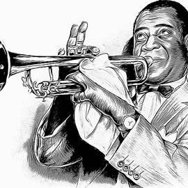 Louis Armstrong - Greg Joens
