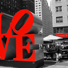 Love in the Big Apple by Allen Beatty