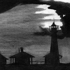 Adam Johnson - Lydia Ann Lighthouse
