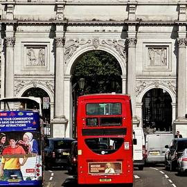 Marble Arch by Ira Shander