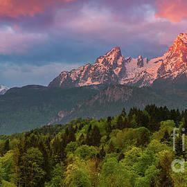 Maria Gern - Berchtesgaden - Germany by Henk Meijer Photography