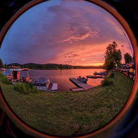 Tom Singleton - Marina Fisheye