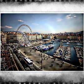 Hugh Smith - Marseilles Harbor