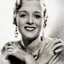 John Springfield - Mary Astor, Vintage Actress