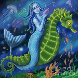 Mermaid by Valerie White