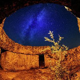 Milky Way by Okan YILMAZ