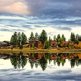 Maria Coulson - Mirror Lake