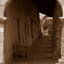 Mission San Juan Capistrano by Brad Scott