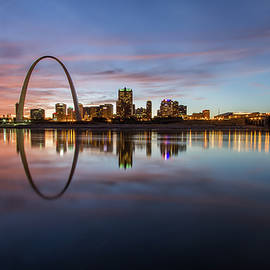 Art of Frozen Time - Mississippi Mirror
