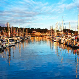 Monterey Marina, California by Flying Z Photography by Zayne Diamond