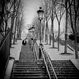 Montmartre  by Cyril Jayant