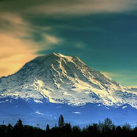 David Patterson - Mount Rainier