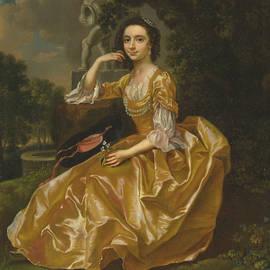 Mrs. Mary Chauncey - Francis Hayman
