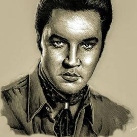 Andrew Read - Music Legends Elvis