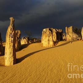 Bob Christopher - Nambung Desert Australia 1