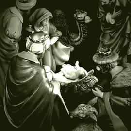 Elf Evans - Nativity