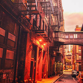 Vivienne Gucwa - New York City Alley