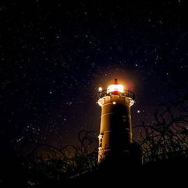 Jeff Folger - Nobska against the stars