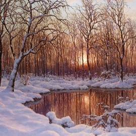 November by Ivan Fedorovich Choultse