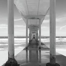 Ocean Beach Pier - Ana V Ramirez