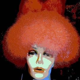 Ed Weidman - Olivia In Orange