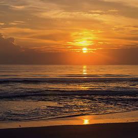 Ormond Beach Sunrise by Herb Paynter
