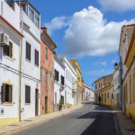 Carlos Caetano - Paderne Street
