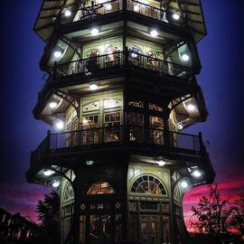 Doug Swanson - Pagoda in Patterson Park