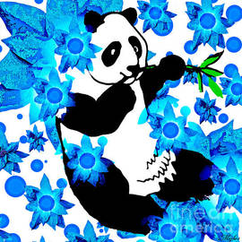 Panda by Saundra Myles