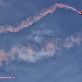 Martin Newman - Parachuting In