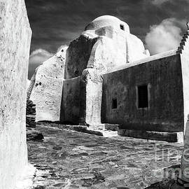 Bob Christopher - Paraportiani Church Mykonos Greece