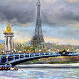 Yuriy Shevchuk - Paris Pont Alexandre III