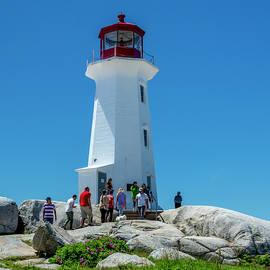 Ken Morris - Peggys Cove Lighthouse