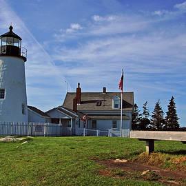 Ben Prepelka - Pemaquid Point Light Station