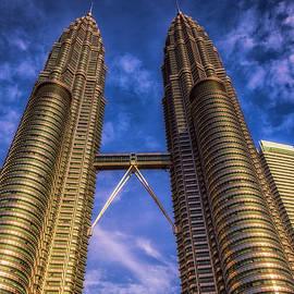 Jijo George - Petronas tower