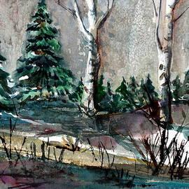 Mindy Newman - Pine Forest