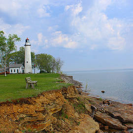 Michael Rucker - Pointe Aux Barques Lighthouse