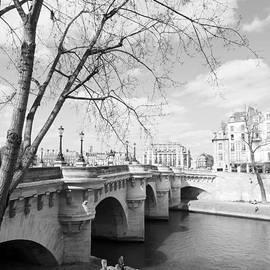 Alex Cassels - Le Pont Neuf