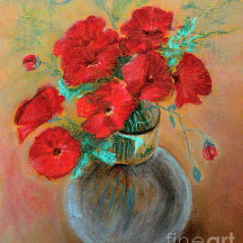 Jasna Dragun - Poppies