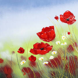 Lois Viguier - Poppies