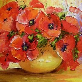 Marina Wirtz - Poppies