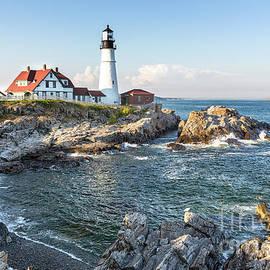 Jane Rix - Portland Head Lighthouse