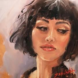 Laura Lee Zanghetti - Portrait Demo four