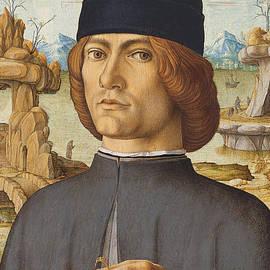 Portrait of a Man with a Ring - Francesco del Cossa