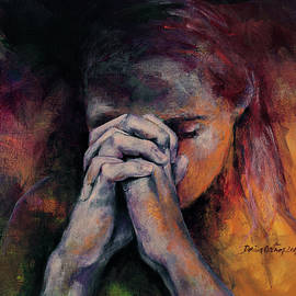 Dorina Costras - Praying