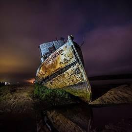 Janet Kopper - Pt Reyes Shipwreck