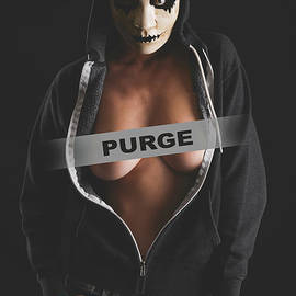 Purge Woman by Jt PhotoDesign