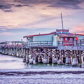 Abraham Schoenig - Redington Long Pier