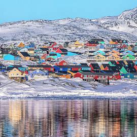 Joana Kruse - reflections of Ilulissat - Greenland